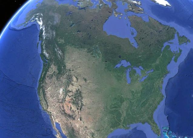 Climate performance: Canada versus United States