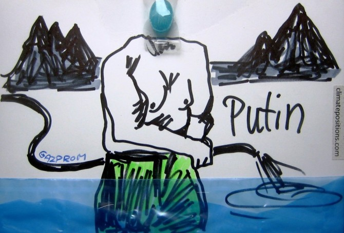 Putin's Russia is deteriorating ecologically