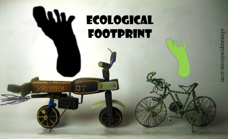 Ecological Footprint updates 2014 (152 countries)