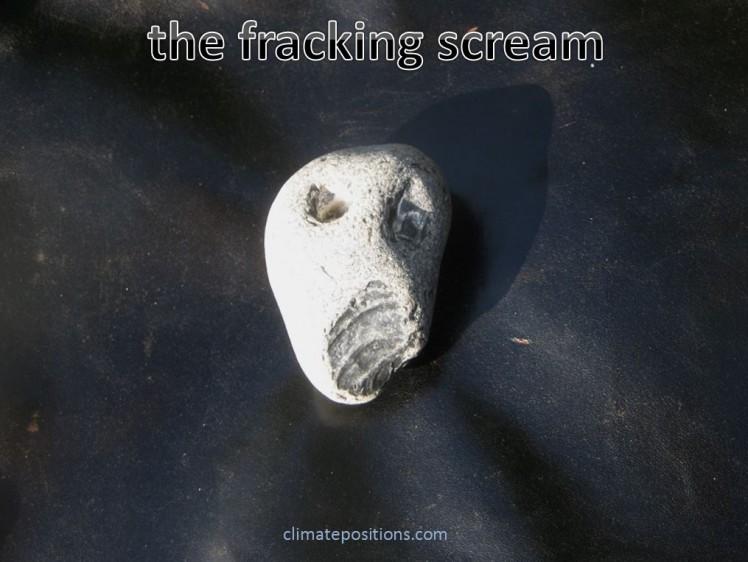 The fracking scream