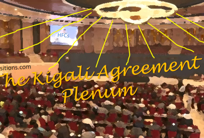 The Kigali Agreement: 30-years phase-out plan for Hydrofluorocarbons (HFCs)