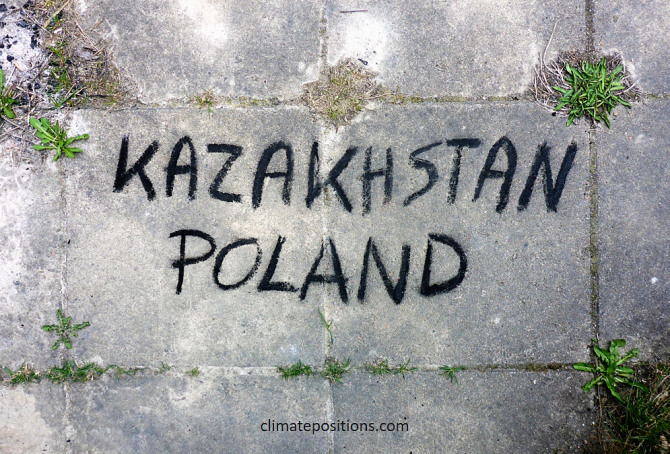 Climate change performance: Kazakhstan vs. Poland