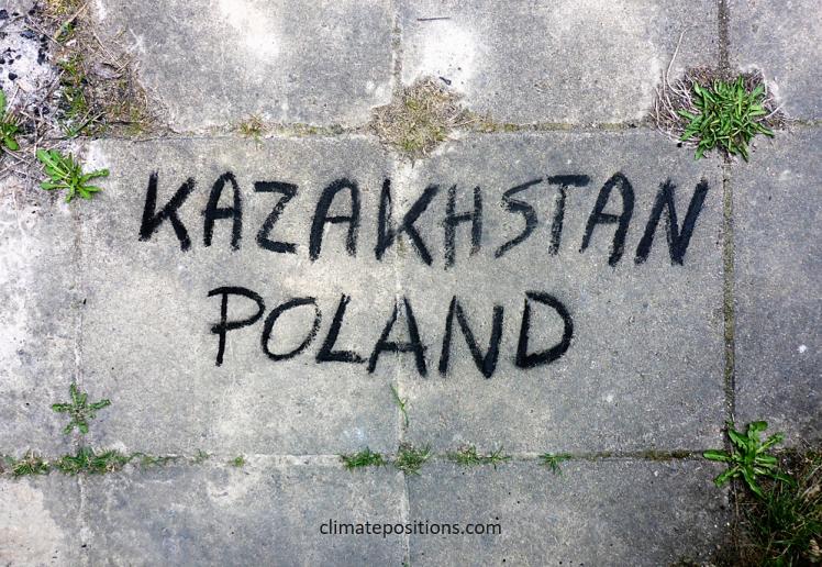 Climate change performance: Kazakhstan vs. Poland