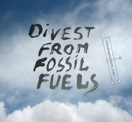 Divestment from Fossil Fuel Companies
