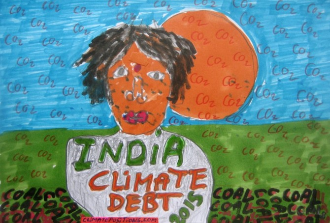 Estimate: India now has a Climate Debt