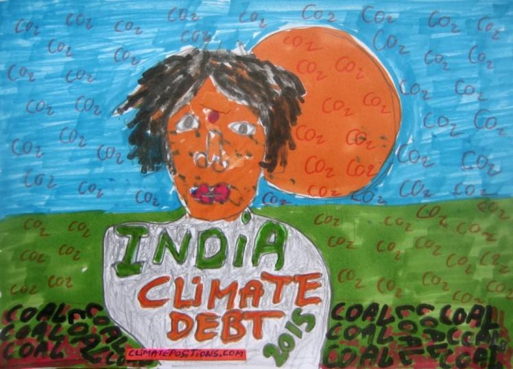 Estimate: India now has a Climate Debt
