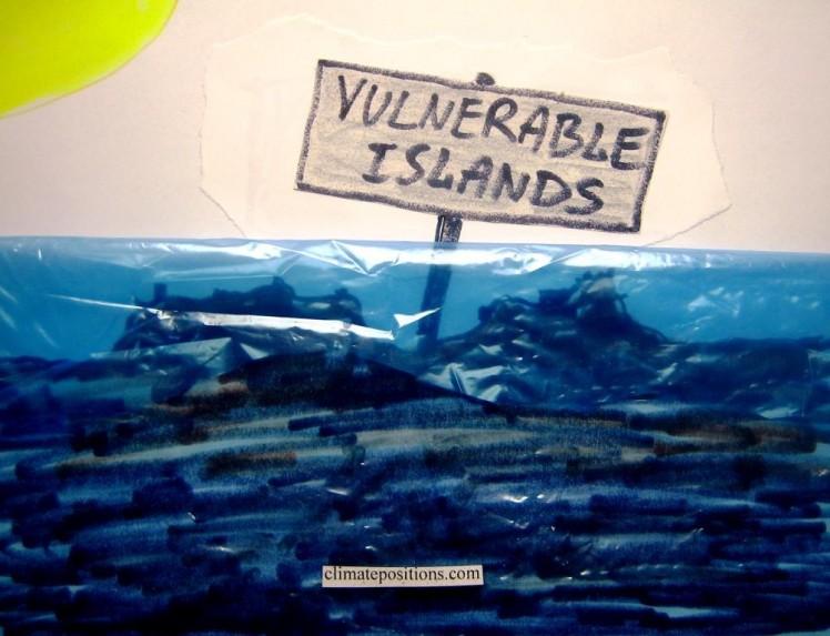 New at COP21: The Vulnerable Twenty Group (V20)